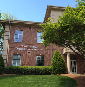 North Carolina Diagnostic Imaging - Cary