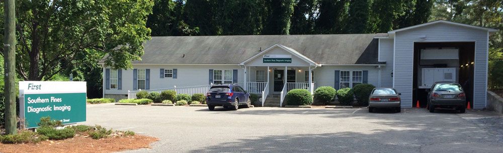 First Health Southern Pines Diagnostic Imaging