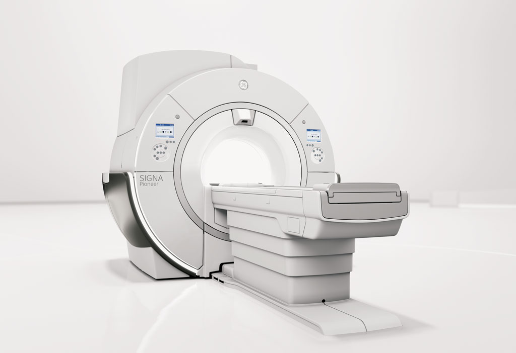 Signa Pioner 3T MRI at Asheville Open MRI